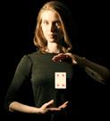 Elegant Chicago Magician Jeanette Andrews
